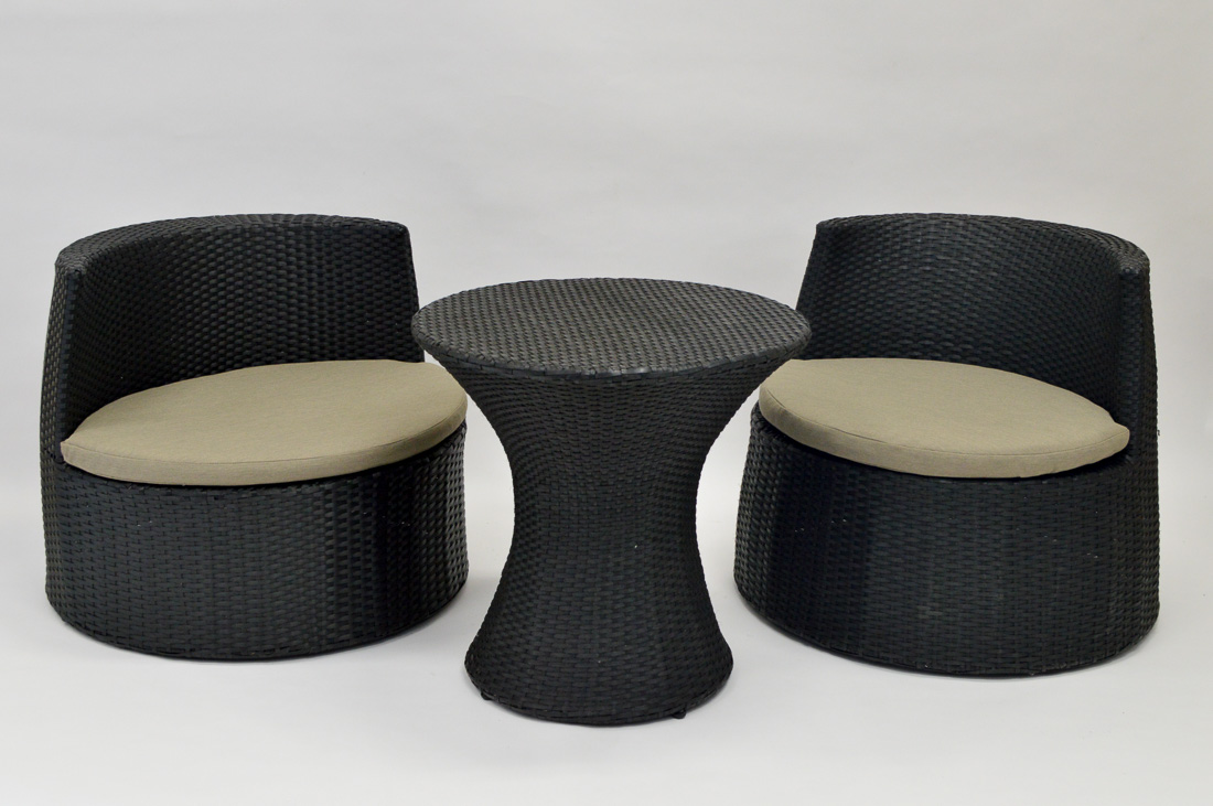 Swell Toulon Lounge Set 5 Pieces Short Links Chair Design For Home Short Linksinfo